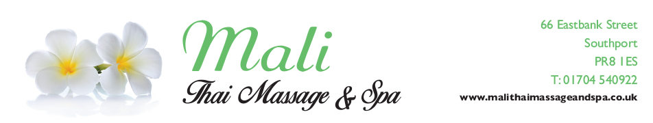 Mali thai massage and spa | For your Relaxing Needs